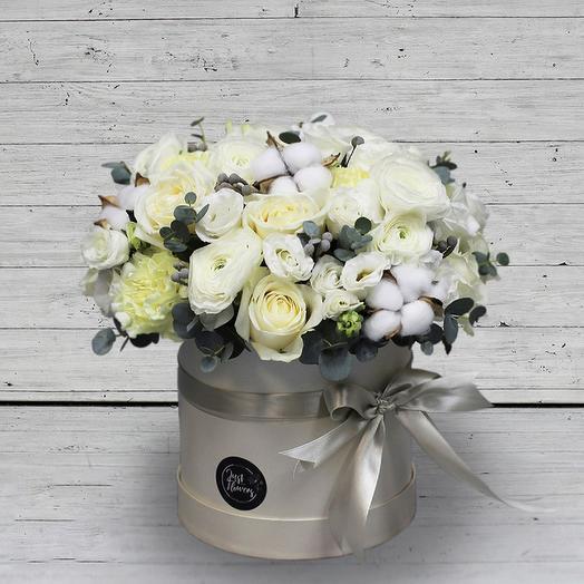 Бокс 29: букеты цветов на заказ Flowwow