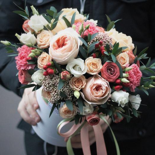Симпатичный Донован: букеты цветов на заказ Flowwow