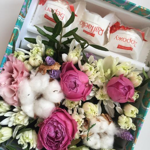 Подарочная коробка «Рафаэлки»