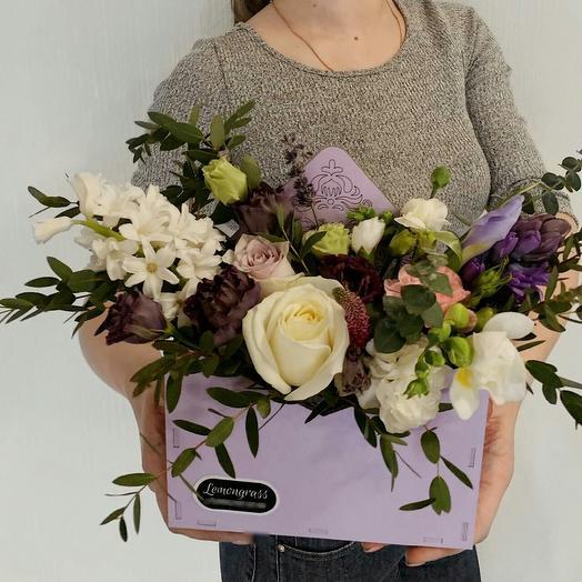 Мелиса: букеты цветов на заказ Flowwow