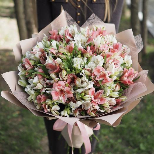 Букет 97: букеты цветов на заказ Flowwow