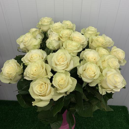 «Чистая любовь»: букеты цветов на заказ Flowwow