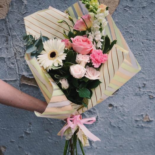 """Букет """"Пина колада"""": букеты цветов на заказ Flowwow"""