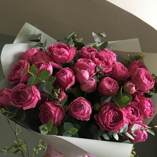 Fresh: букеты цветов на заказ Flowwow