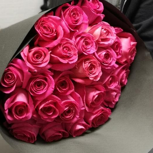 Розаклассик: букеты цветов на заказ Flowwow