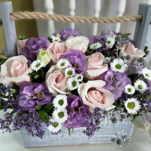 Букет_72: букеты цветов на заказ Flowwow
