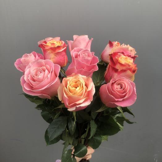 Яркое лето😽: букеты цветов на заказ Flowwow