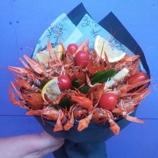 К пиву: букеты цветов на заказ Flowwow
