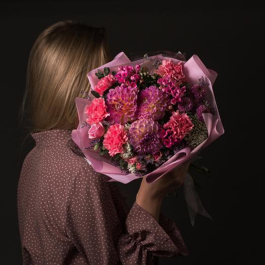 "Букет ""С 1 Сентября"": букеты цветов на заказ Flowwow"
