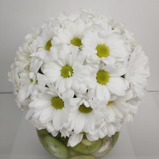 Аромат киви: букеты цветов на заказ Flowwow