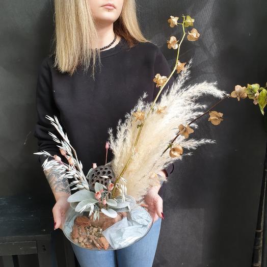 Изюминка интерьера: букеты цветов на заказ Flowwow