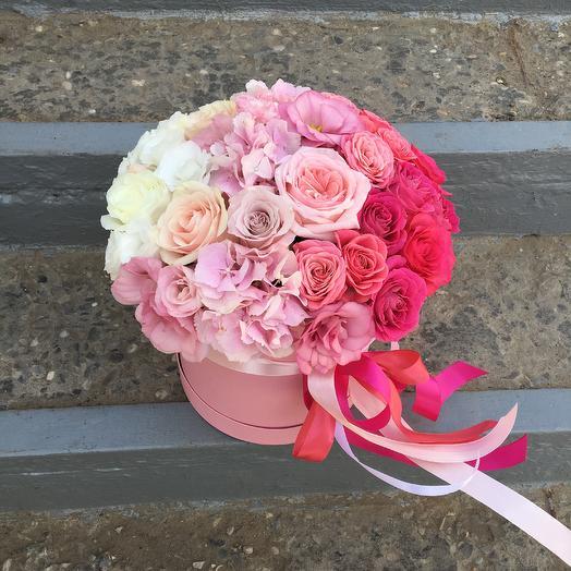 Анджелина: букеты цветов на заказ Flowwow