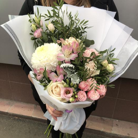 Нимфа🌿: букеты цветов на заказ Flowwow