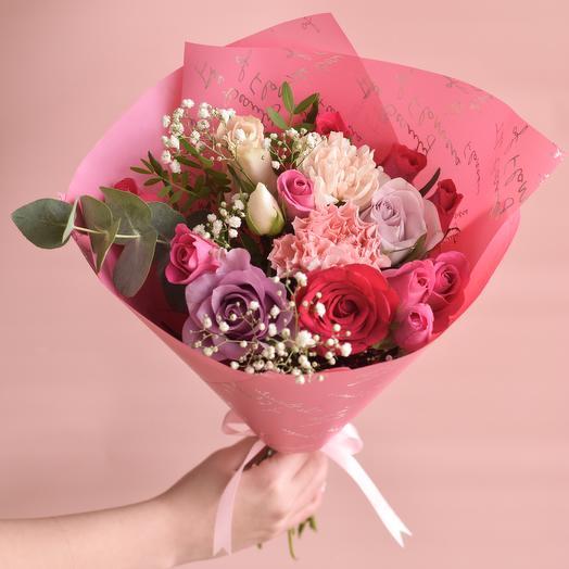 Мастер и Маргарита: букеты цветов на заказ Flowwow