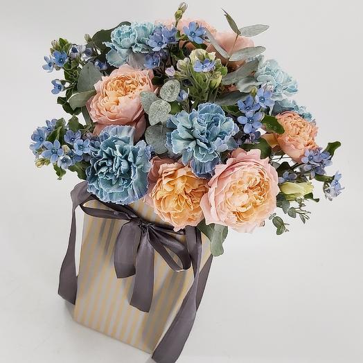 Ромео и Джульетта: букеты цветов на заказ Flowwow