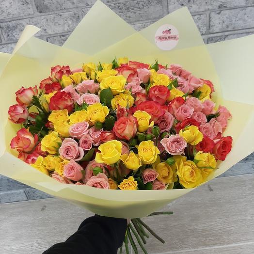 Mix style: букеты цветов на заказ Flowwow
