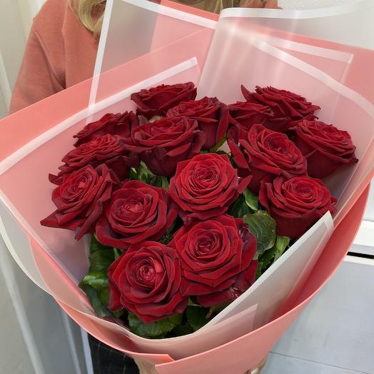 Страстный день Валентина ️: букеты цветов на заказ Flowwow