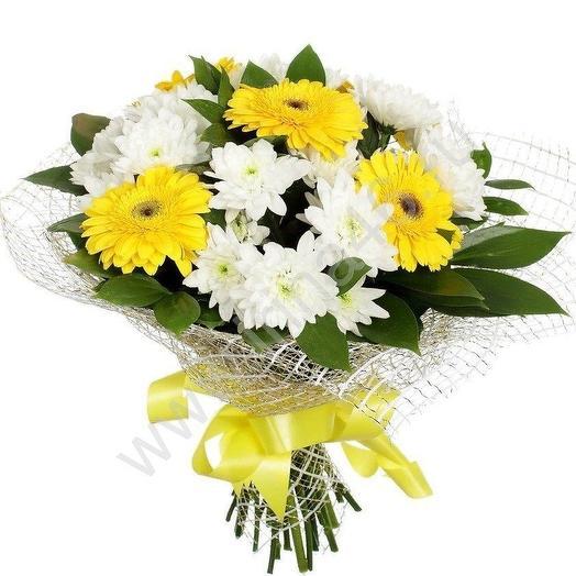 Букет  9592: букеты цветов на заказ Flowwow