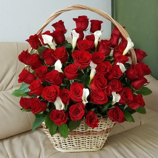 Роза на возложение