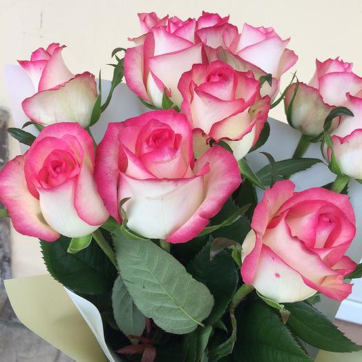 Букет Джумили: букеты цветов на заказ Flowwow