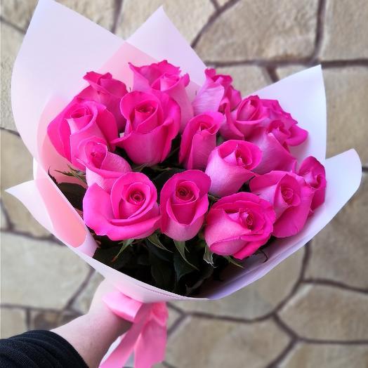 Таинственные розы Топаз