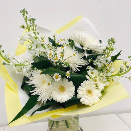 Букет Утро: букеты цветов на заказ Flowwow