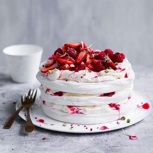 Торт Анны Павловой 1кг