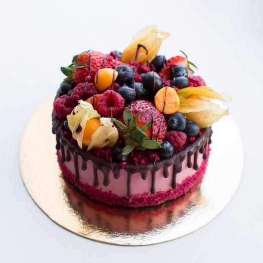 """Торт """"Клубничный"""""""