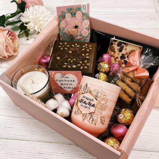Подарочный набор маме «Mother love»