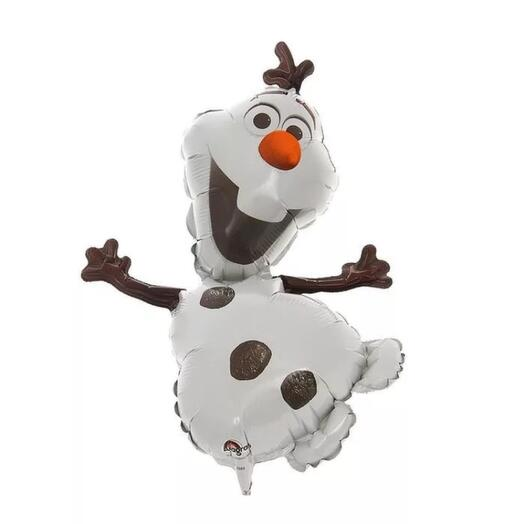 Холодное сердце-снеговик