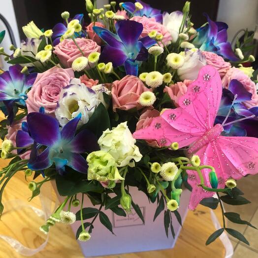 Цветы с доставкой в Мытищах ️