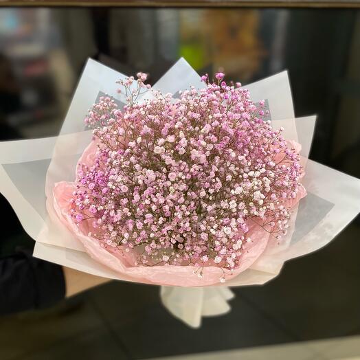 Розовый бал