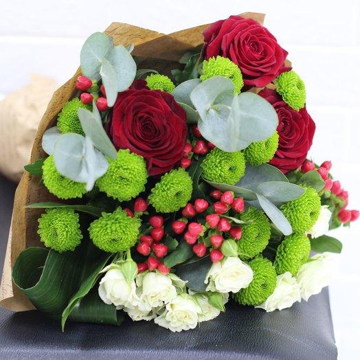 Радостный день: букеты цветов на заказ Flowwow