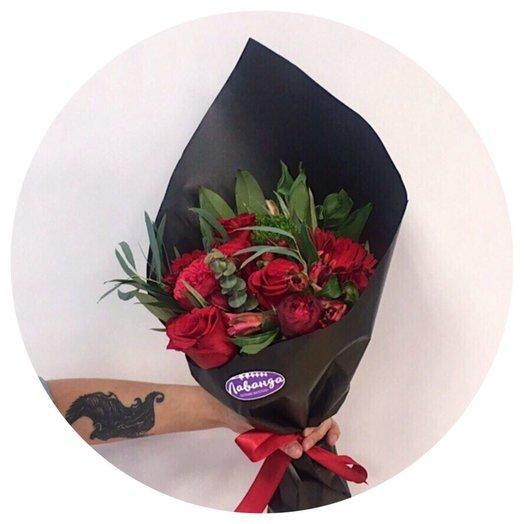 Блэйд: букеты цветов на заказ Flowwow