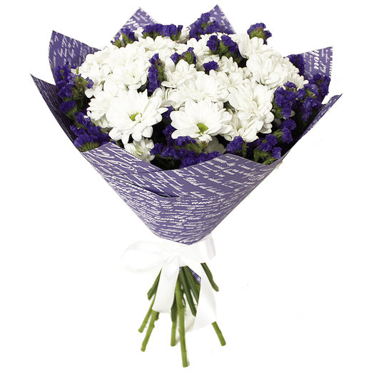 Букет Небо Лондона: букеты цветов на заказ Flowwow