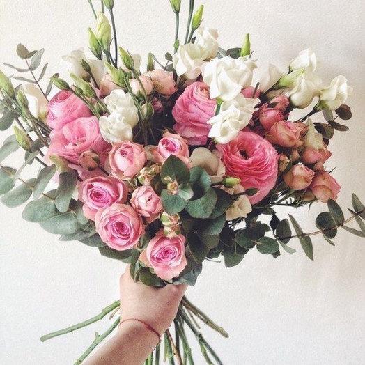 Портофино: букеты цветов на заказ Flowwow