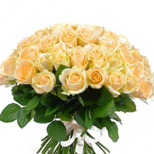 Букет из 41 розы : букеты цветов на заказ Flowwow
