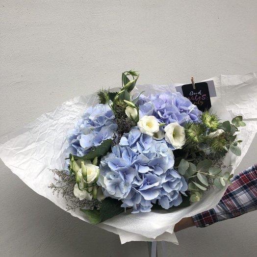 More alone: букеты цветов на заказ Flowwow