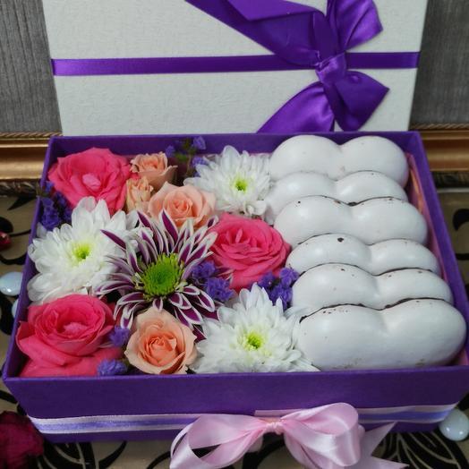 Саксония: букеты цветов на заказ Flowwow