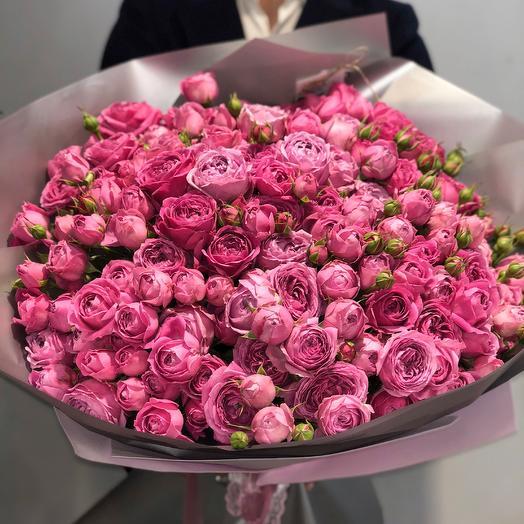 Бум Мисти: букеты цветов на заказ Flowwow