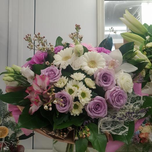Мечты о лете: букеты цветов на заказ Flowwow