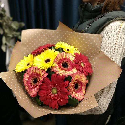 Сочные краски: букеты цветов на заказ Flowwow