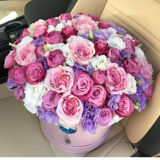 Сладкая: букеты цветов на заказ Flowwow
