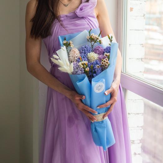 Искренняя улыбка: букеты цветов на заказ Flowwow
