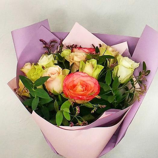 Дивный: букеты цветов на заказ Flowwow