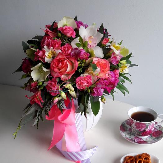 Доставка цветов по тамани, цветов киеве