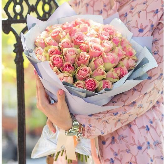 Эльфика: букеты цветов на заказ Flowwow