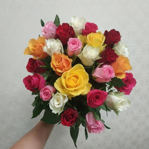 Кения микс: букеты цветов на заказ Flowwow