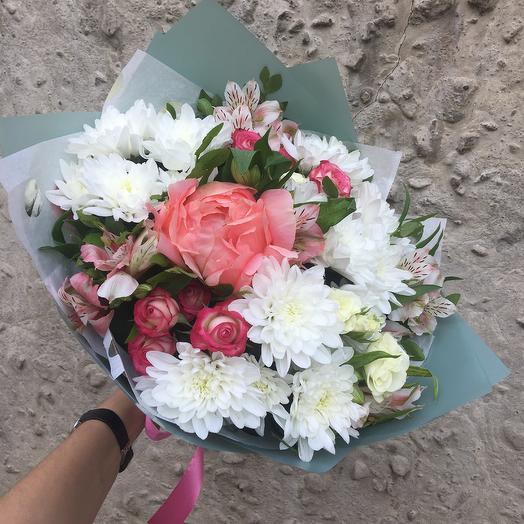 Букет Милый: букеты цветов на заказ Flowwow