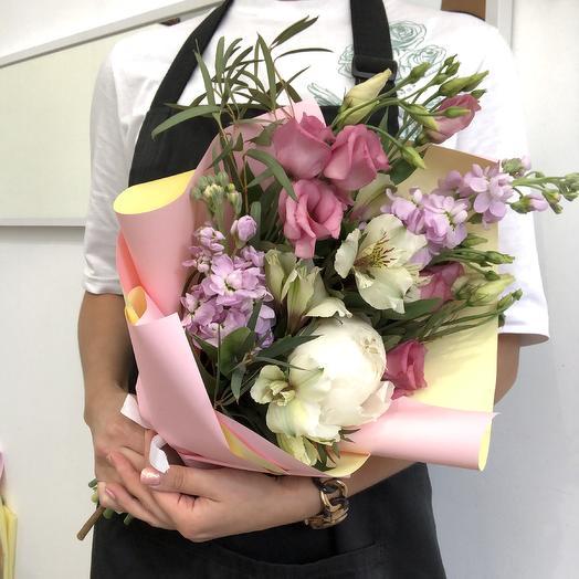 Букет неповторимость: букеты цветов на заказ Flowwow